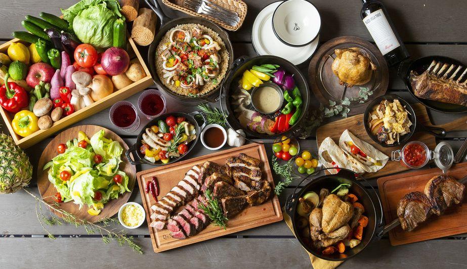 GRAX 19食卓集合①
